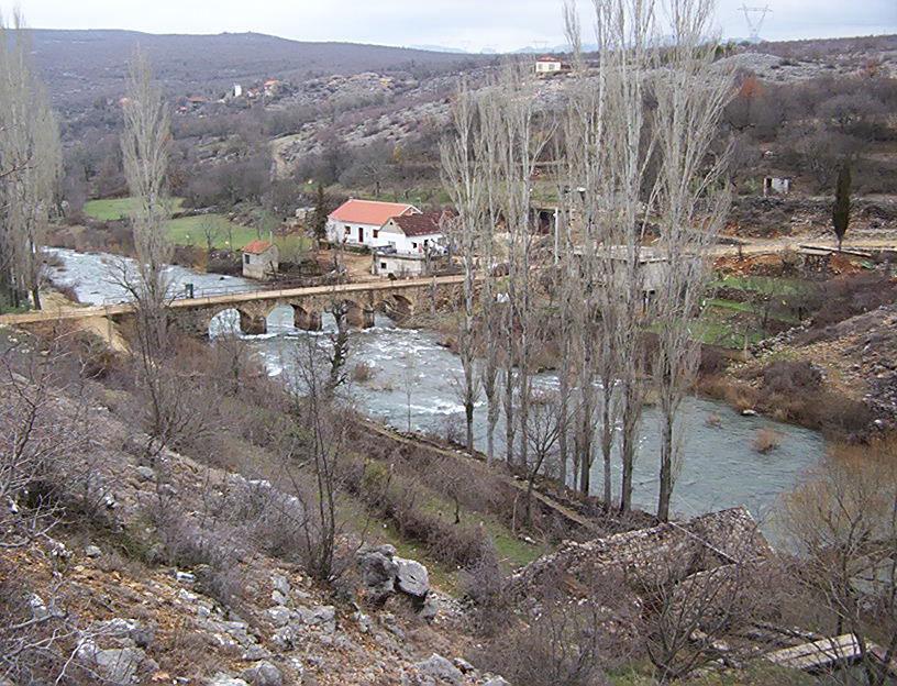 Izlazi iz mlina za most